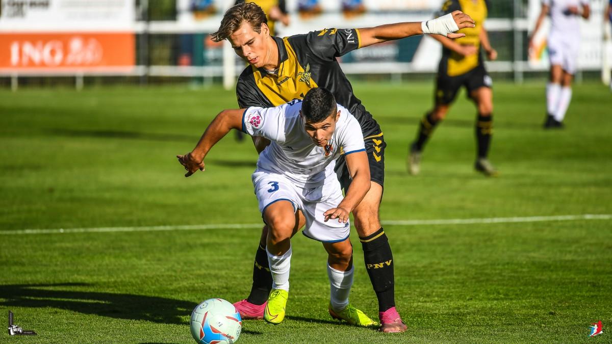 Progrès Nidderkuer  3:0 géint den FK Zeta Golubovci