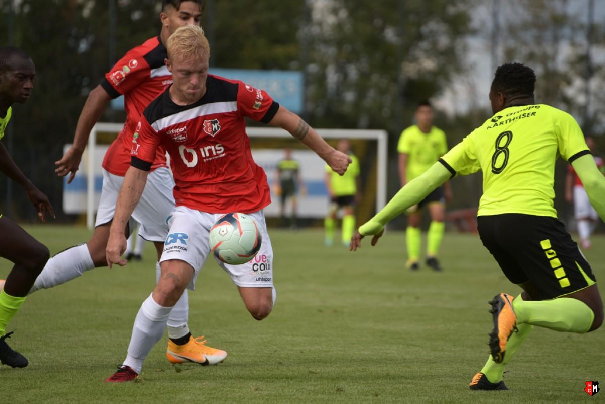 FC Atert Bissen - FC Mondercange 0:2