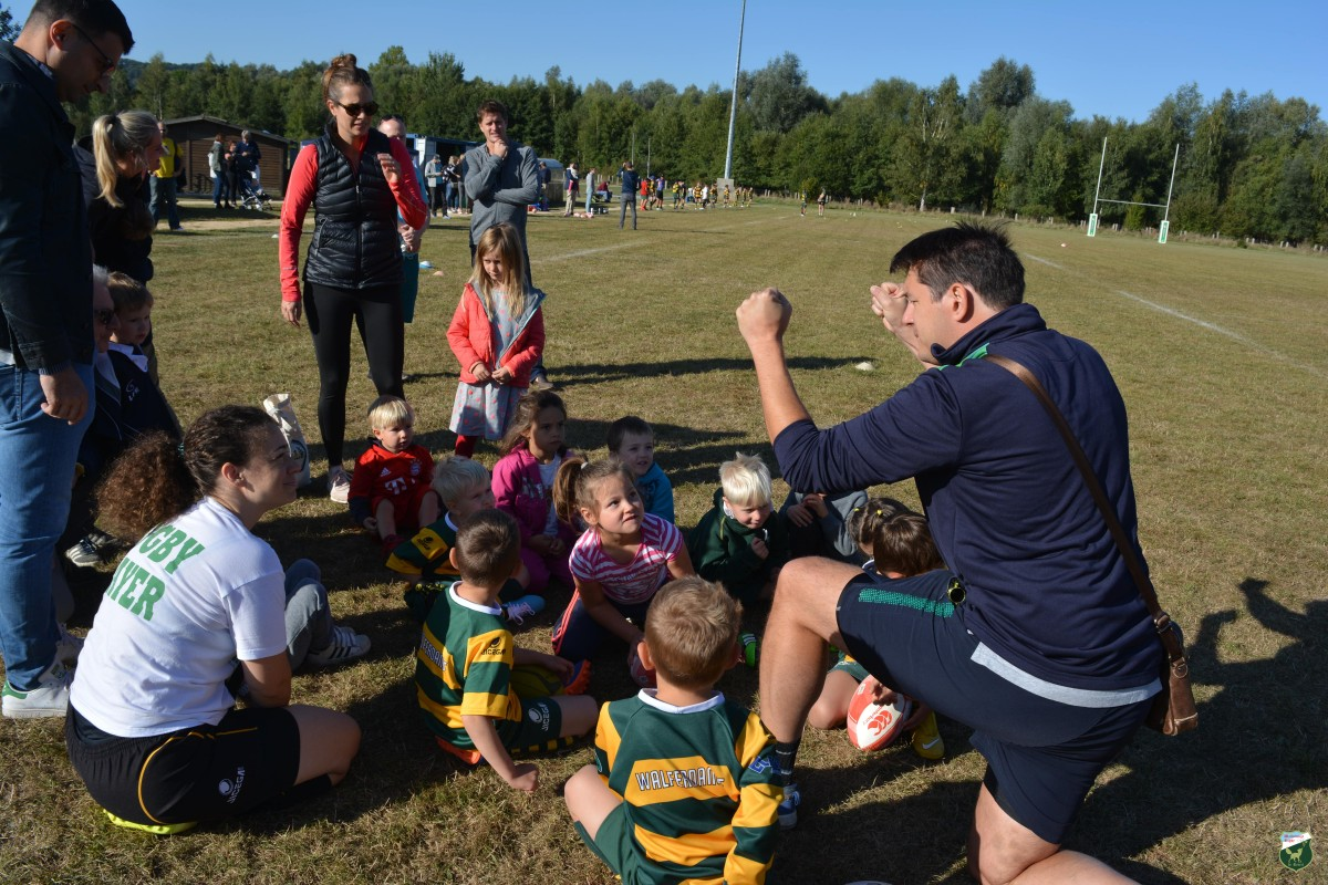 Rugby School - Portes ouvertes
