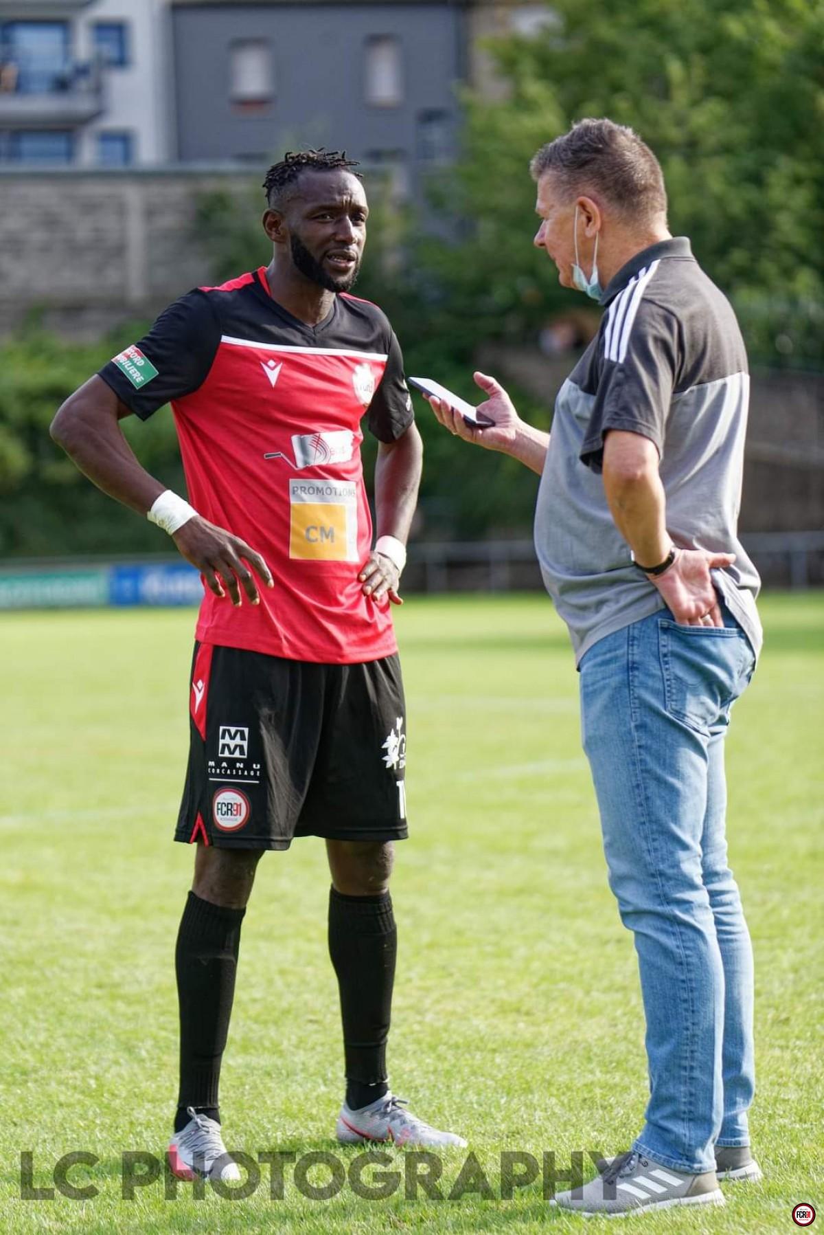 FC Rodange 91 - US Mondorf