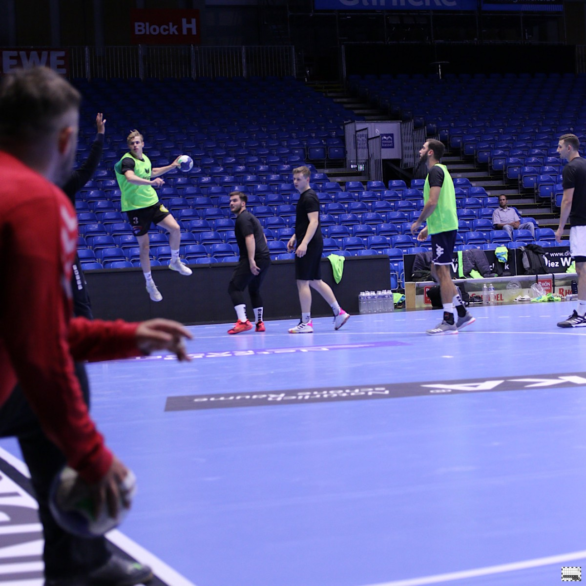 Training Hären EHF European League 05/09/2020