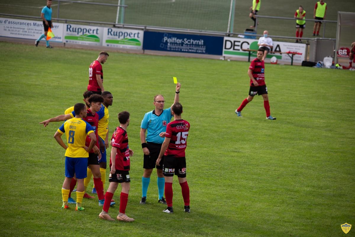 Kehlen - Diekirch (1-3)
