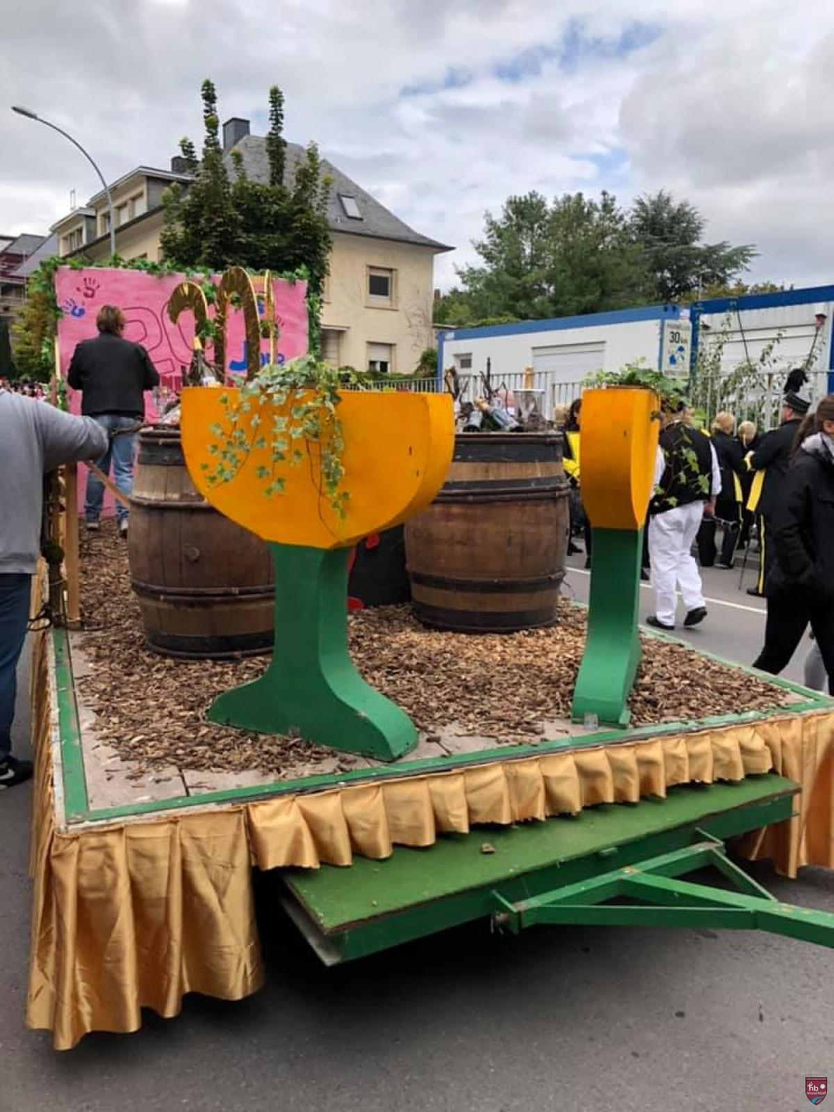 Drauwen- a Wäifest 2019