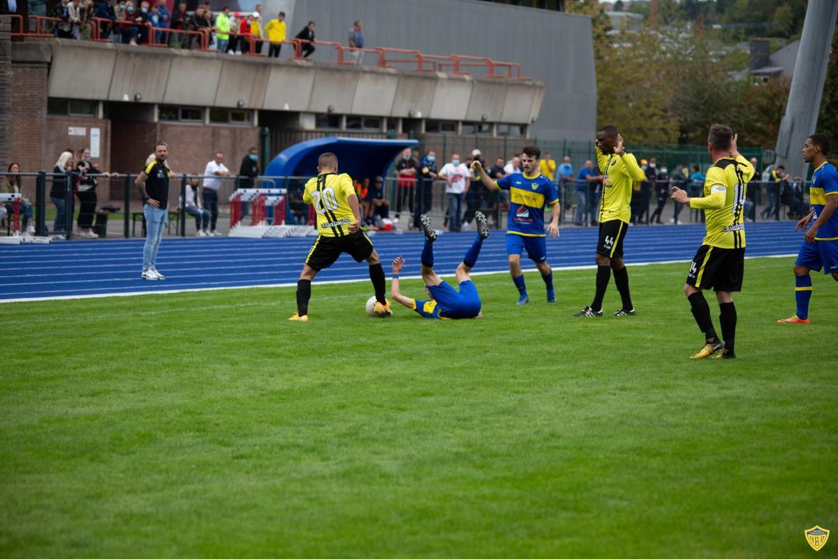 Diekirch - Echternach (3-0)