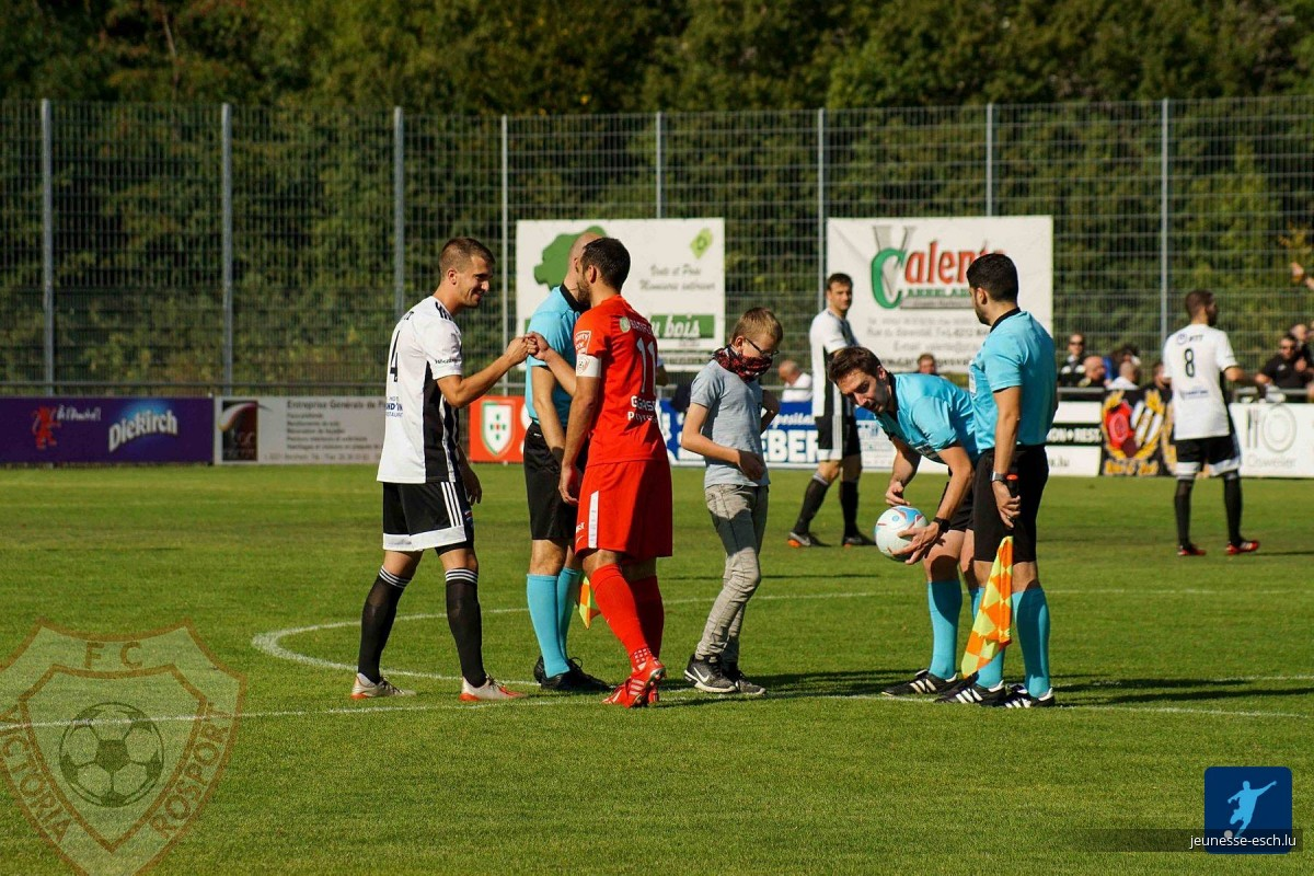 VICTOIRE A ROSPORT