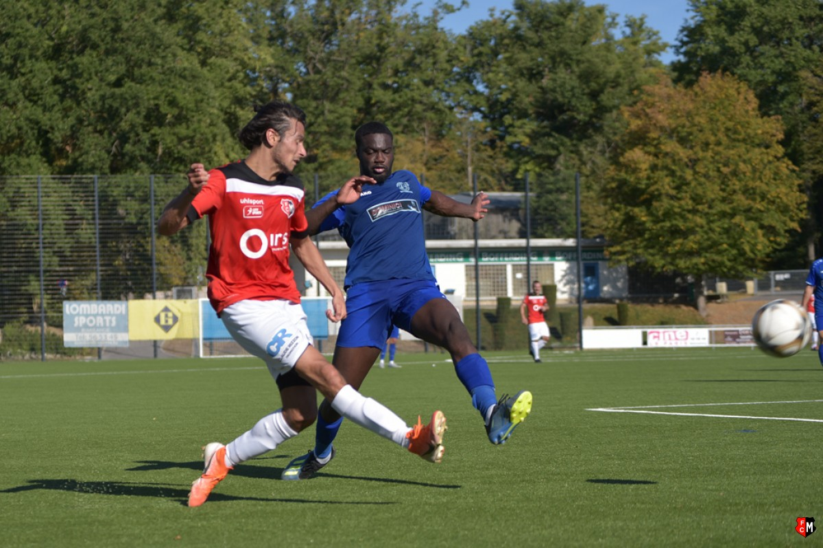 SC Bettembourg - FC Mondercange 2:1