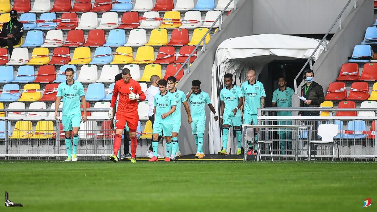 Progrès Nidderkuer - Willem II Tilburg