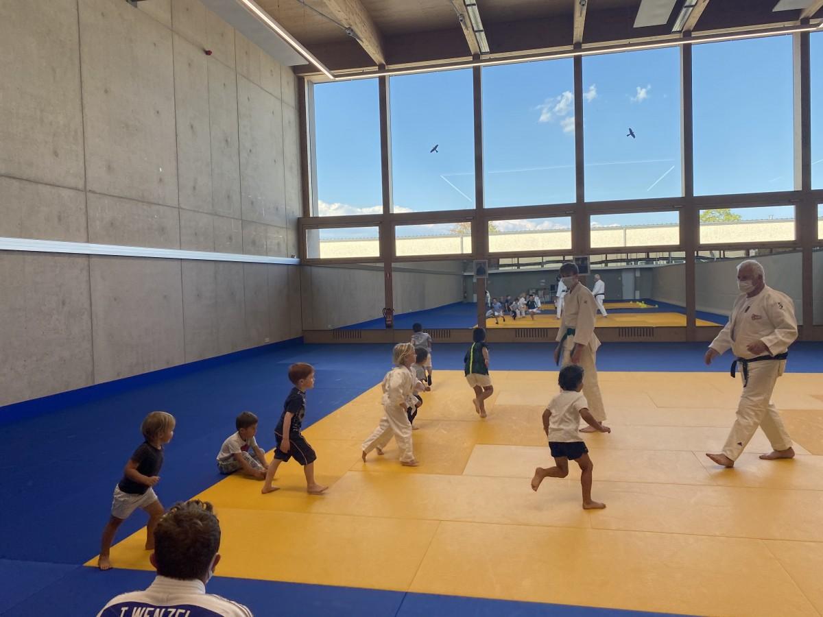 Judo-Kurse 3-5