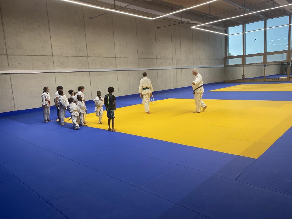 Judo-Kurse 6-9