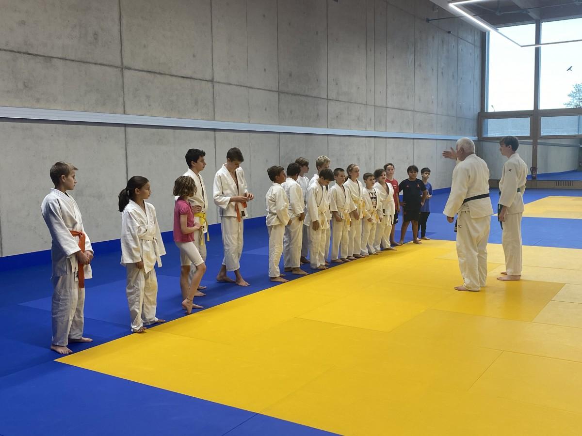 Judo-Kurse 10-14