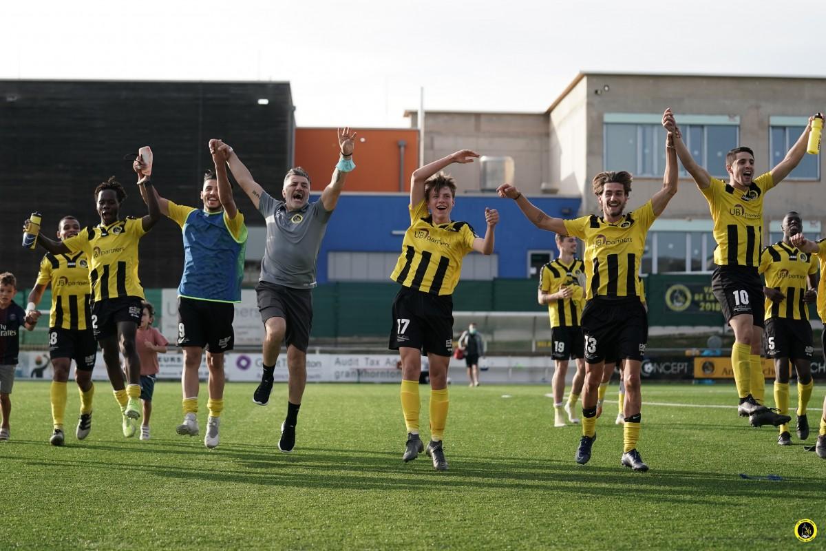 FC Yellow Boys - Berdenia Berbourg