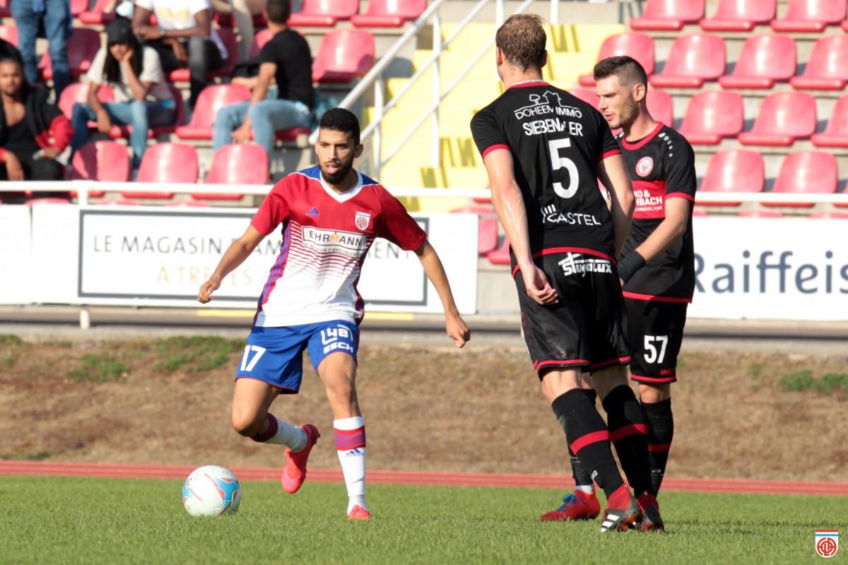 CS Fola - FC Una Strassen (4-1)