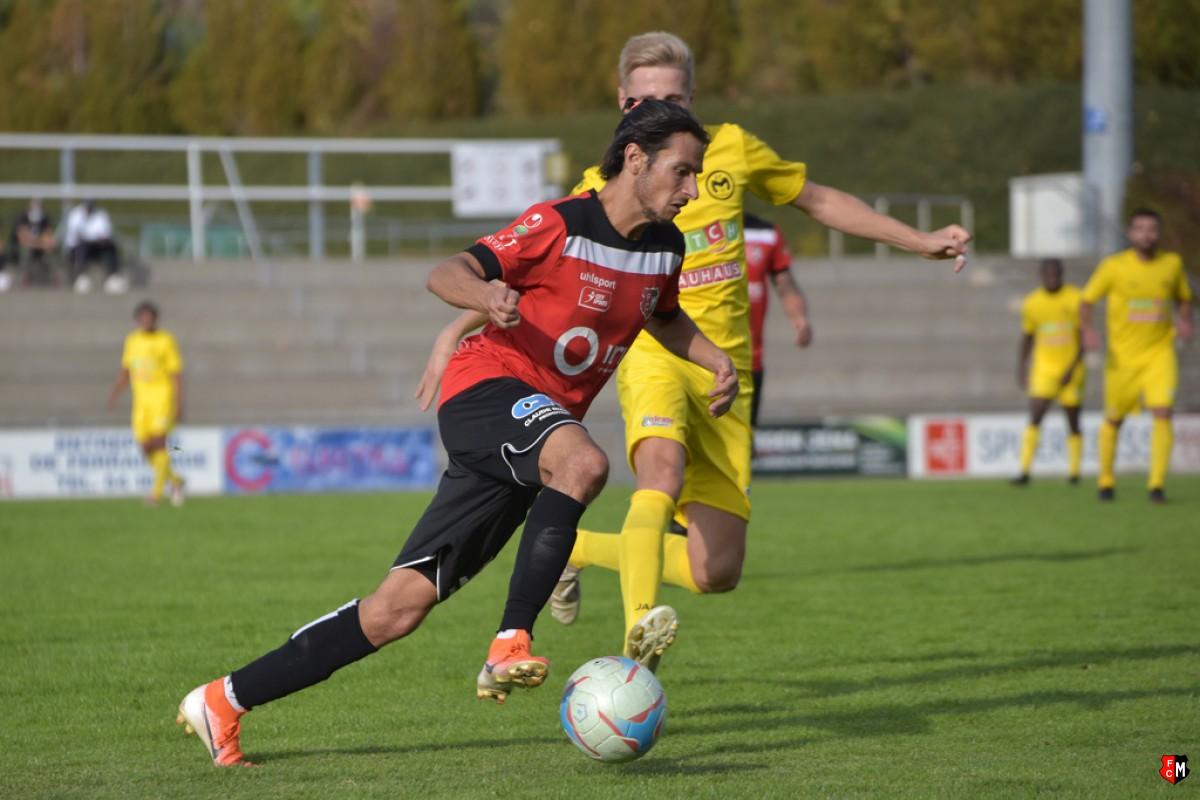 FC Mondercange - FC Mamer 32 3-1