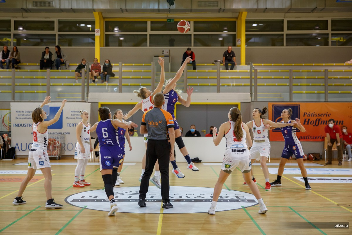 20201002 Pikes-Basket Esch (women)