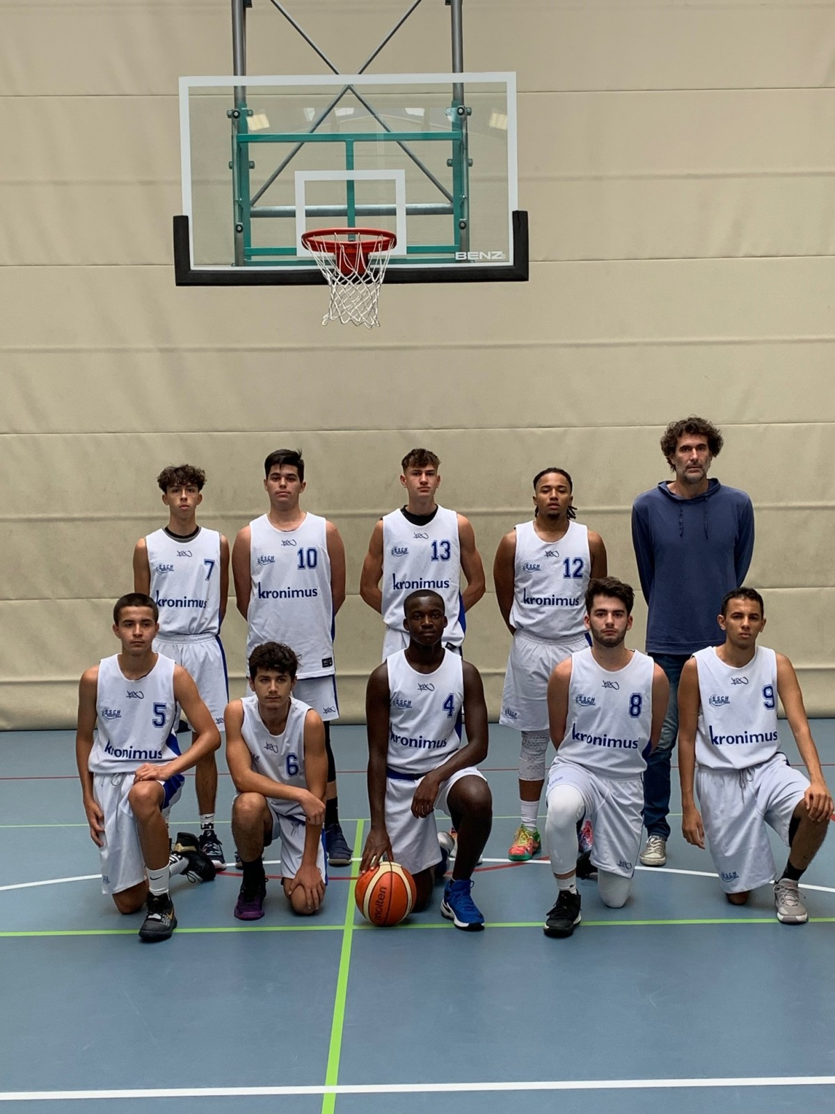 Cadets Equipe 2020-2021