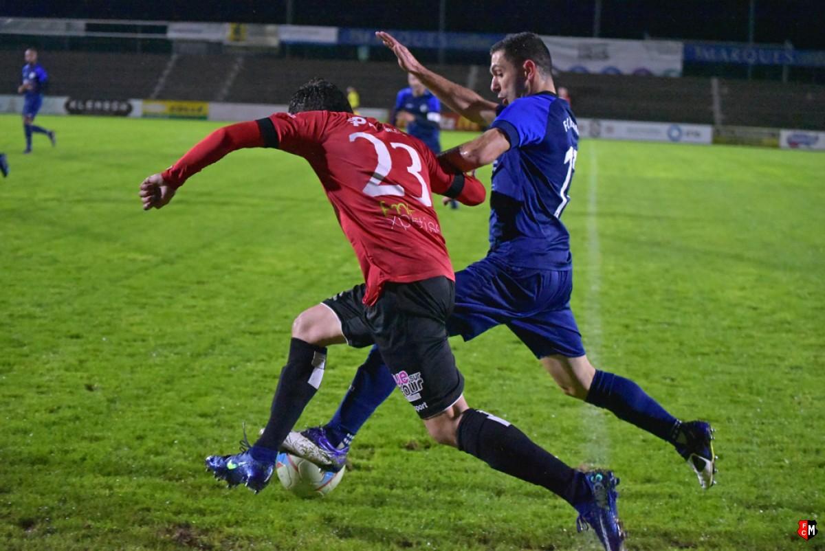 FC Mondercange - FC Blo-Wäiss Medernach