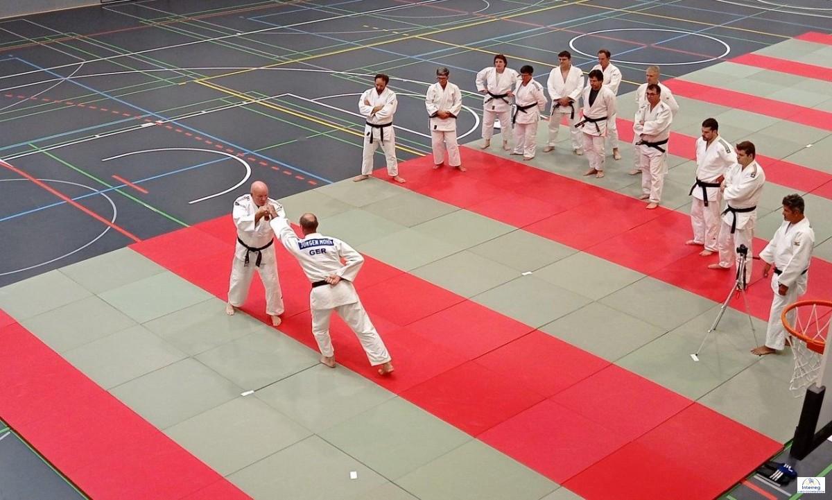 Pictures - Interreg Judo Kata Symposium - 03-04.10.2020 Bitburg