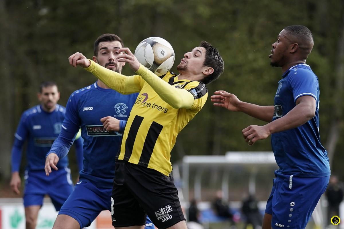 Sporting bettembourg - Yellow Boys