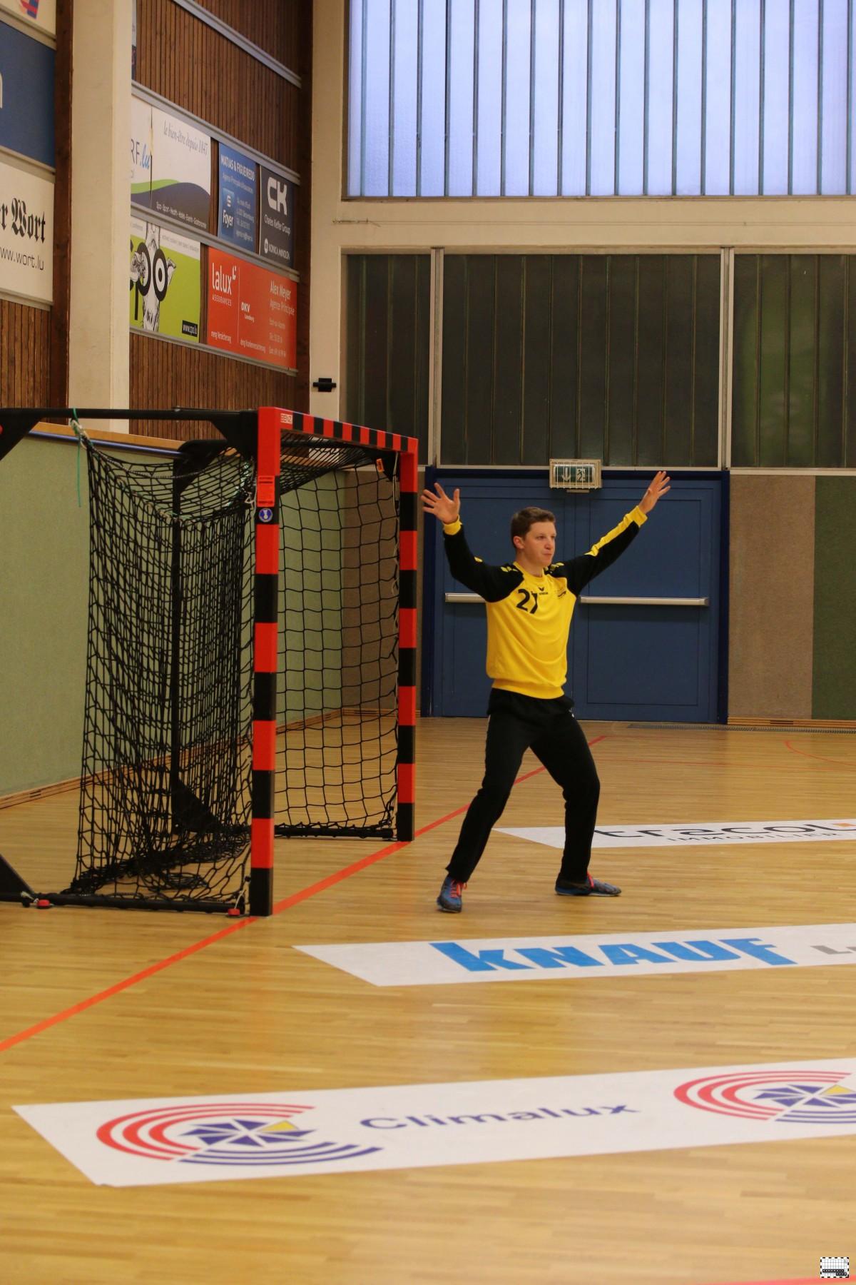 03.10.2020 H2 : Handball Esch 34 - 34 Hb Museldall