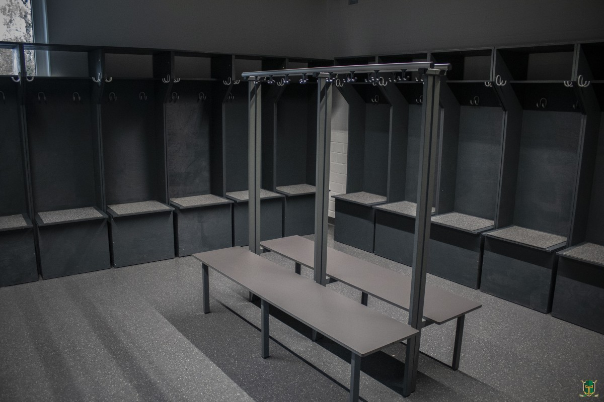 Dry Room, Visitors & Referees