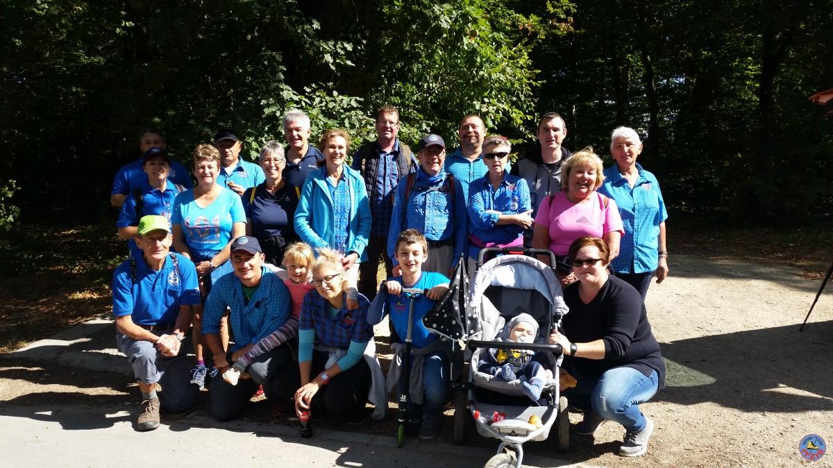 Staff-Wanderung 26.08.2018
