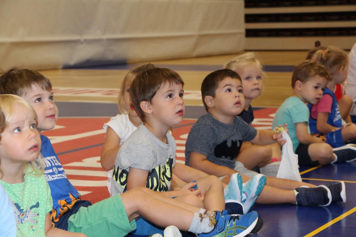 Basketbutzen um Training 2020