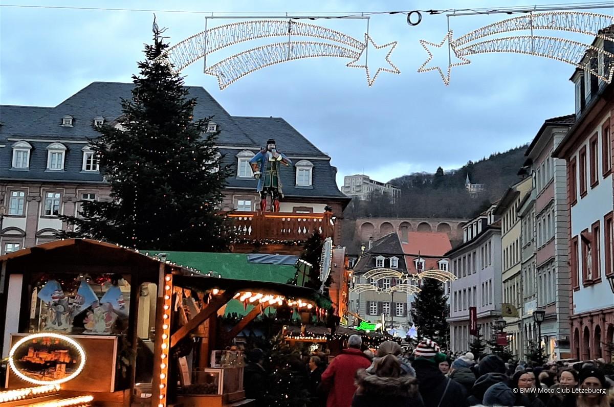 2019 - Heidelberg - Weihnachtsmarkt