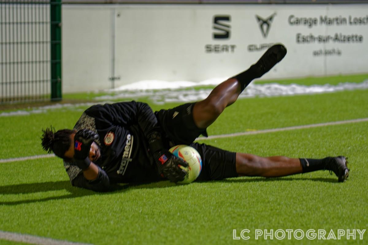 CS Fola Esch - FC Rodange 91 (2-0)