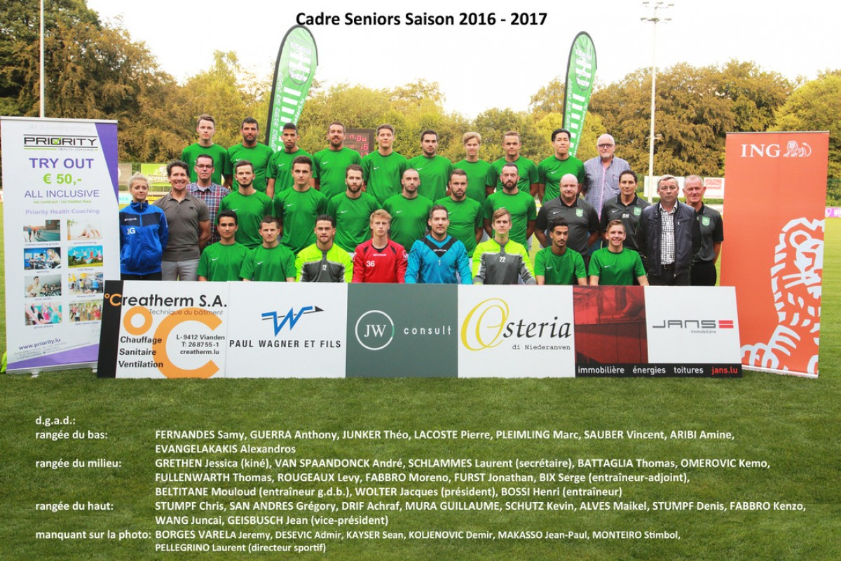 USH Saison 2016/17 (EP / 3. / Barrage)