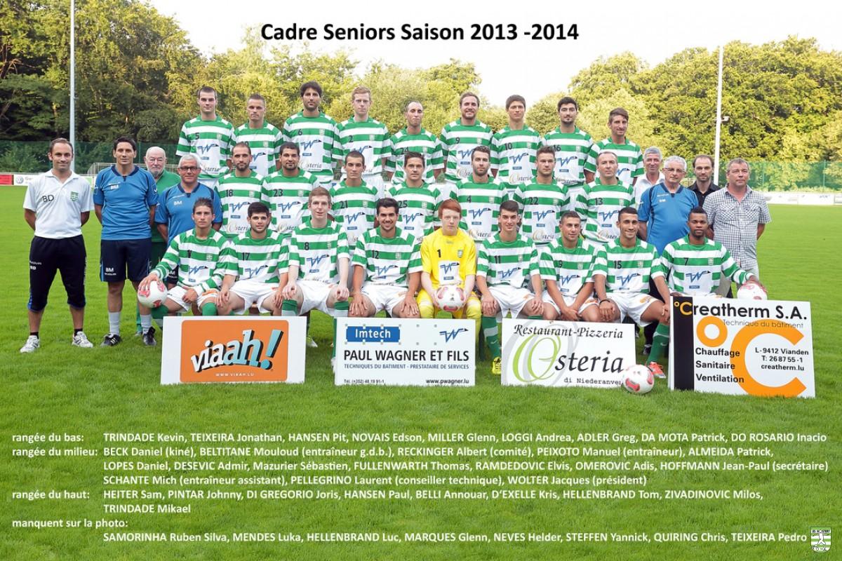 USH Saison 2013/14 (EP / 2.)