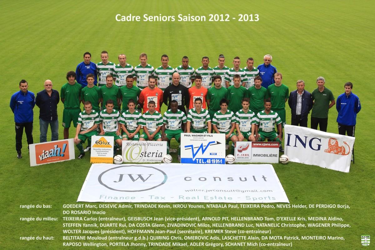 USH Saison 2012/13 (EP / 6.)