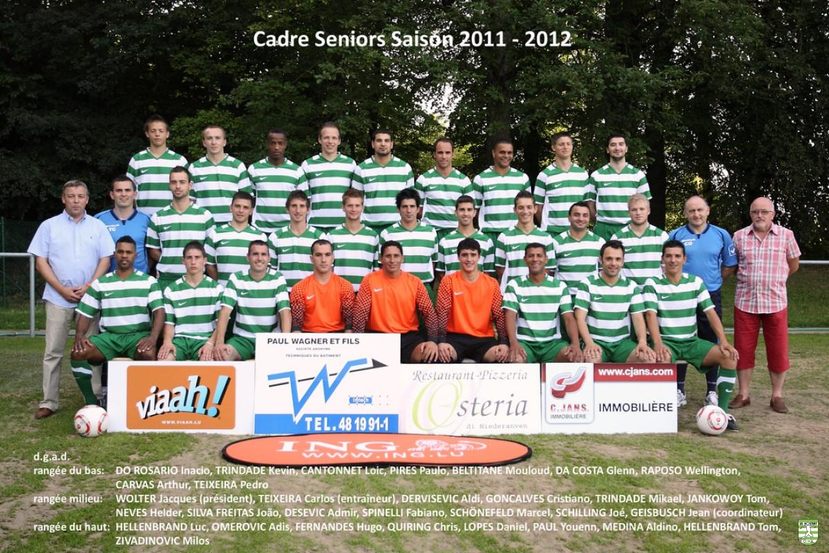 USH Saison 2011/12 (BGL-Ligue / 14.)