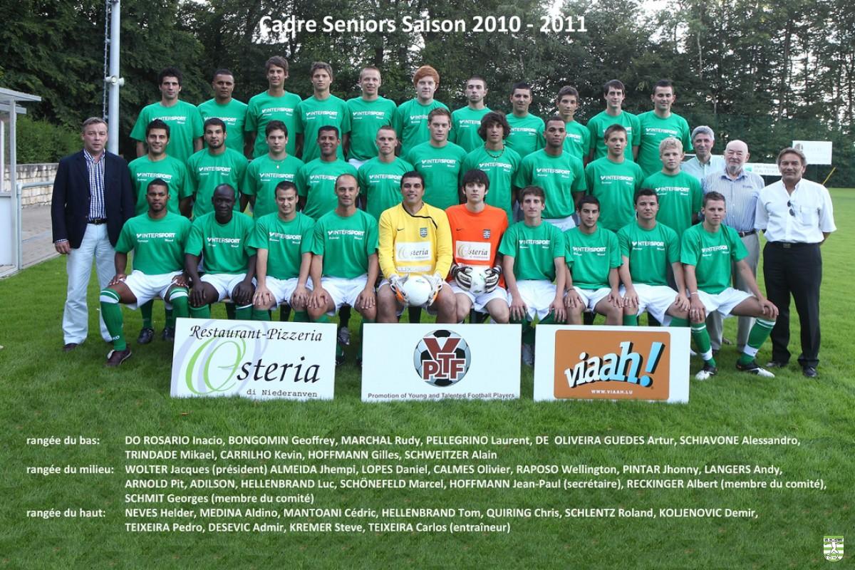 USH Saison 2010/11 (EP / 3. / Barrage)