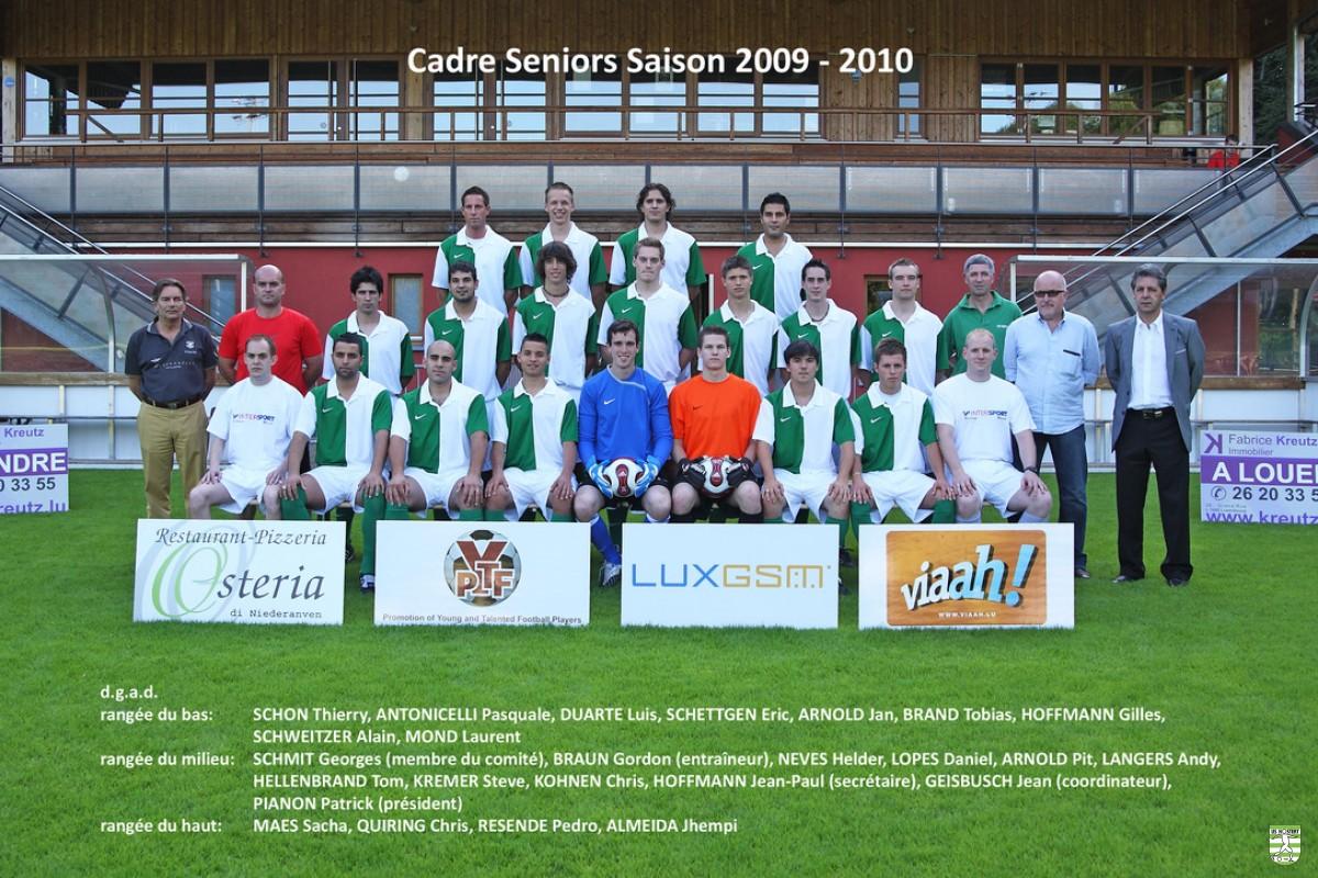USH Saison 2009/10 (EP / 12. / Barrage)