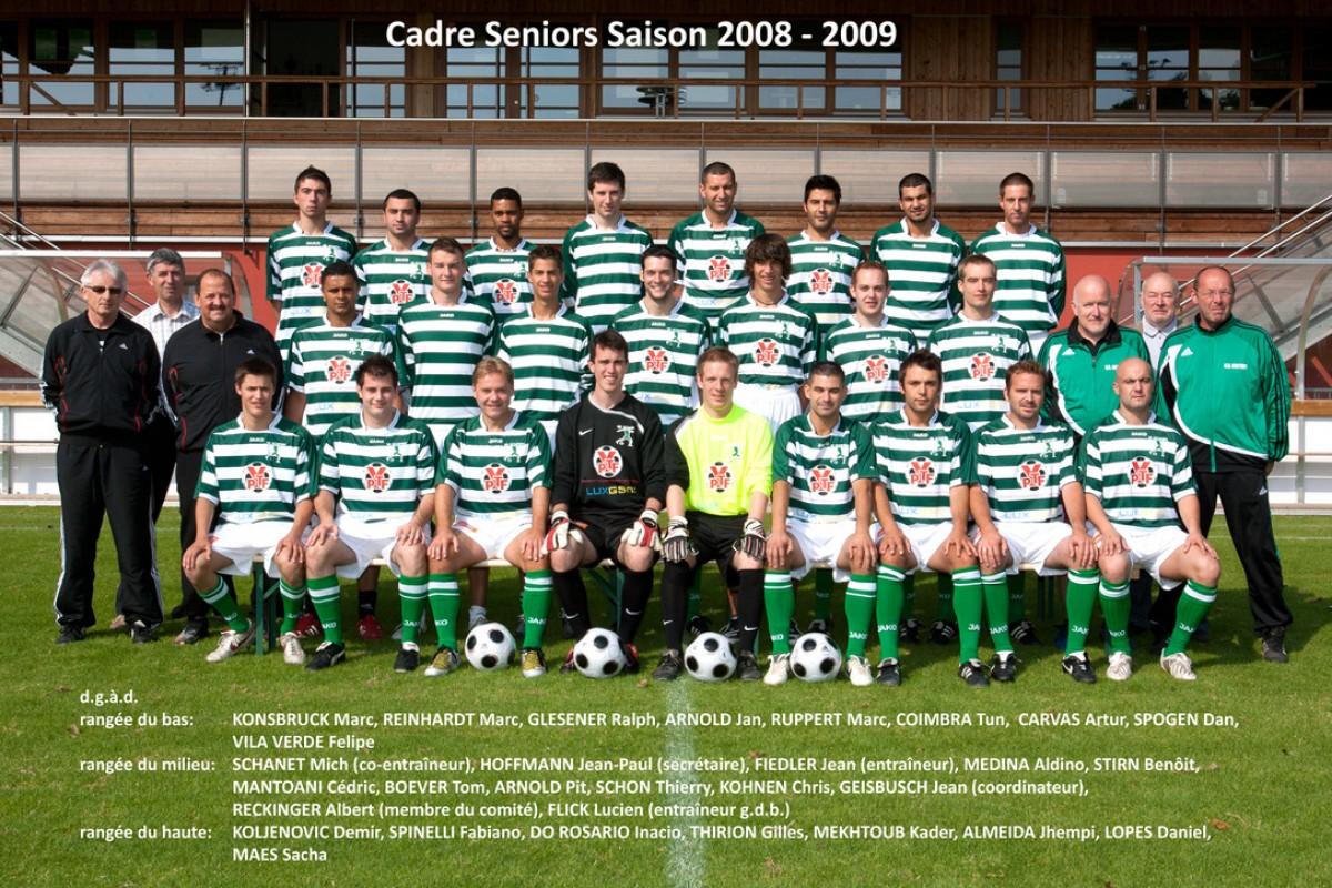 USH Saison 2008/09 (EP / 4.)