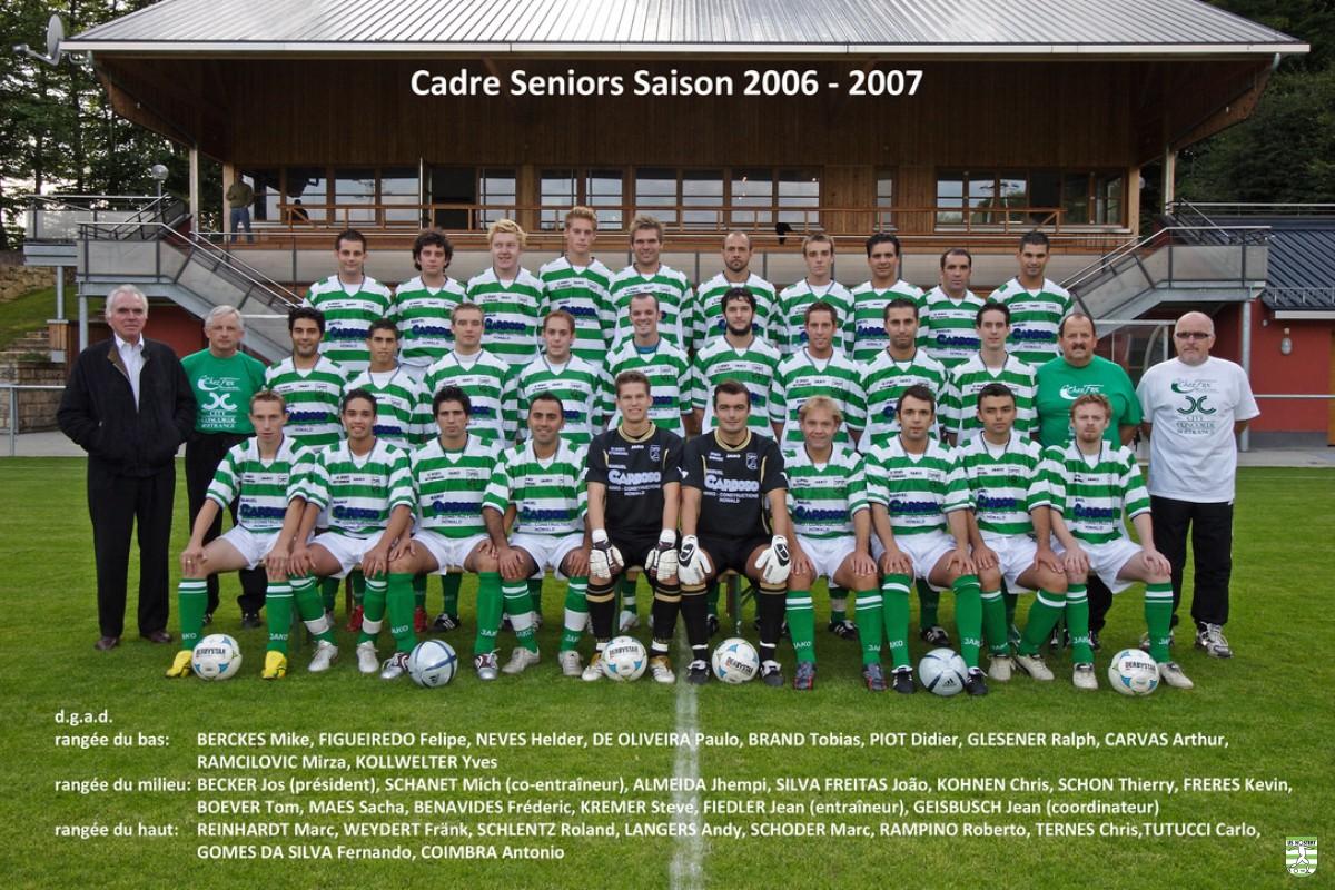 USH Saison 2006/07 (EP / 13.)