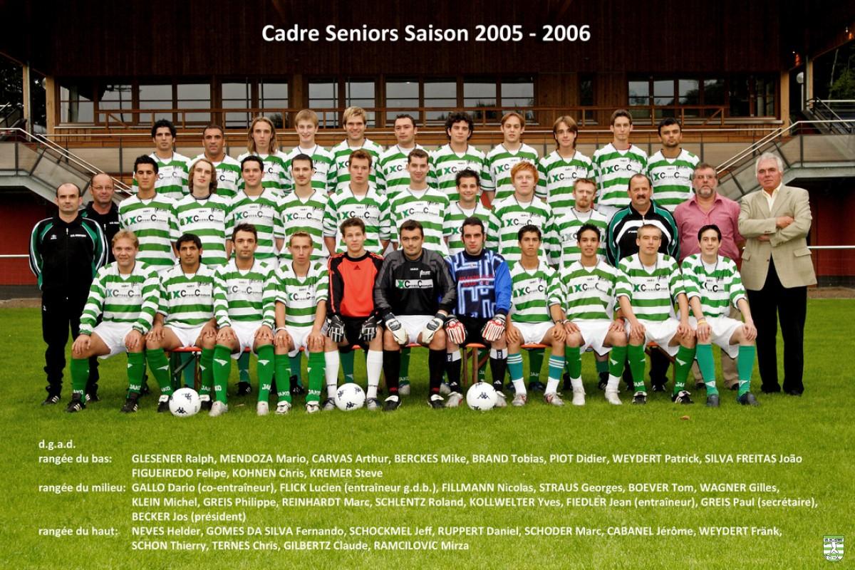 USH Saison 2005/06 (D1 / 1.)