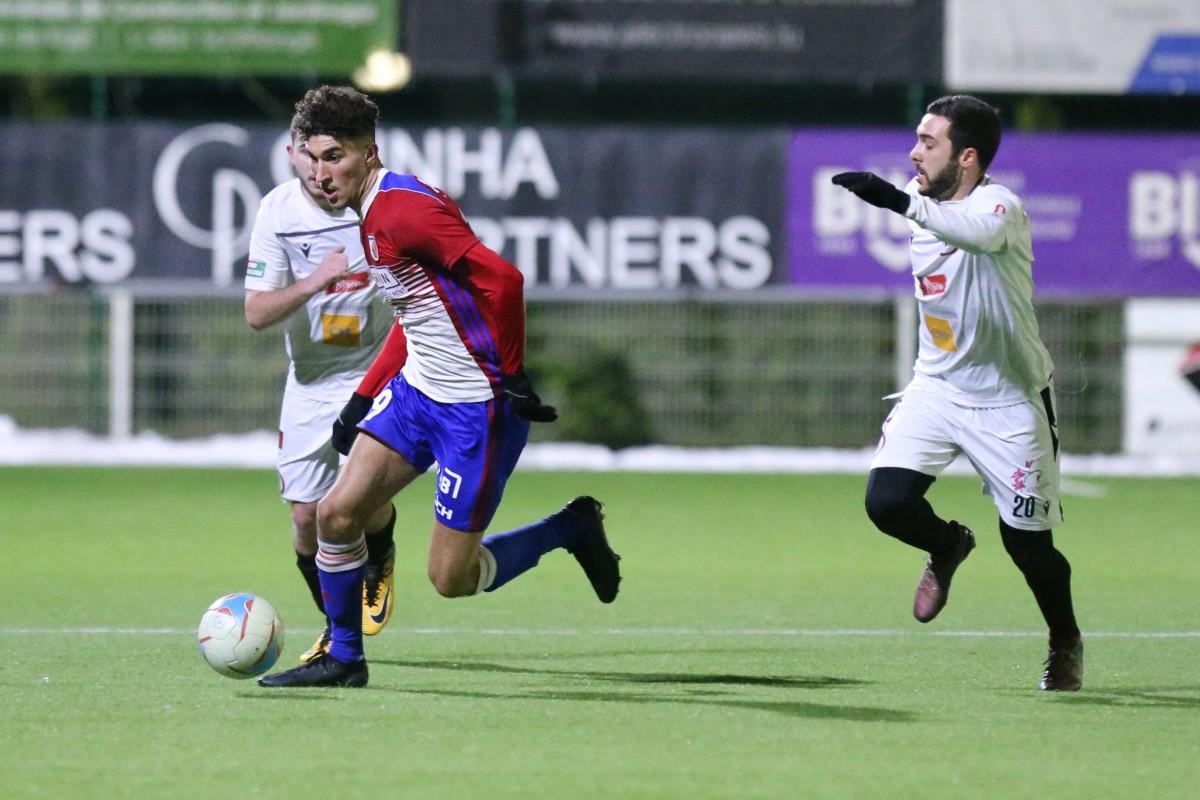 Match de préparation | CS Fola Esch - FC Rodange 91 (2 - 0)