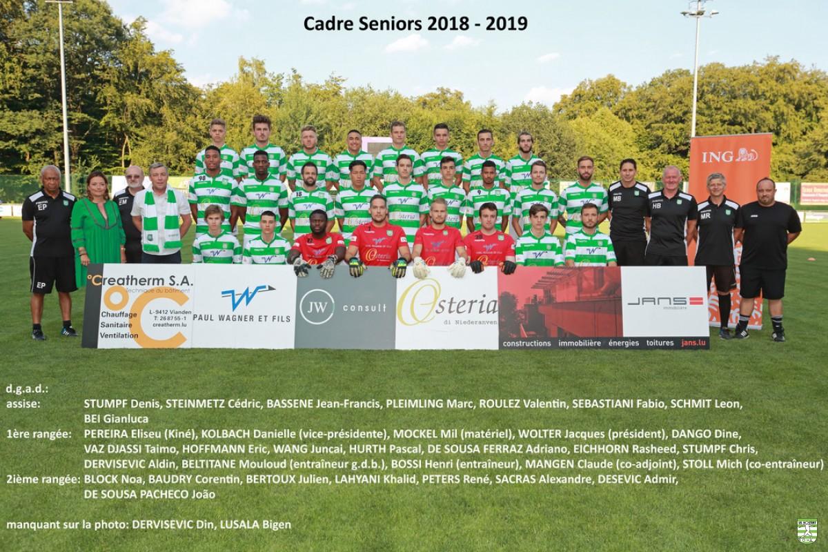 USH Saison 2018/19 (DN / 12. )