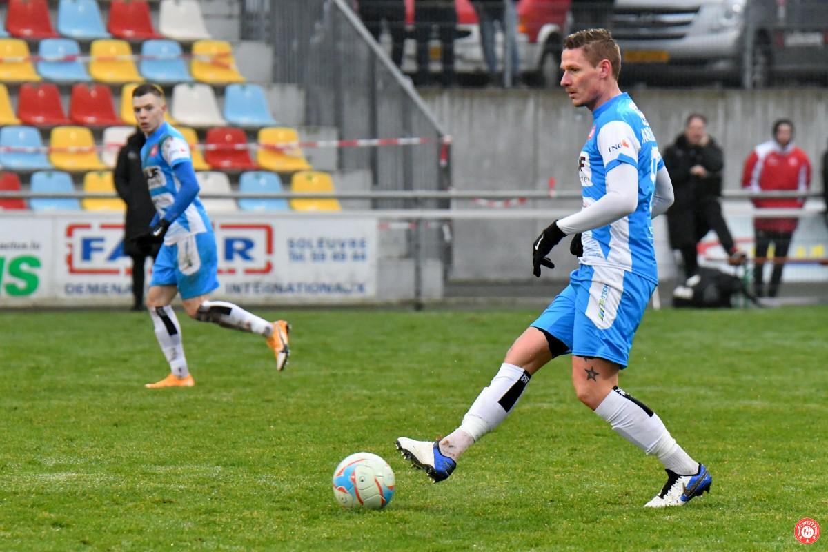 FC DIFFERDANGE 03 vs FC WILTZ 71