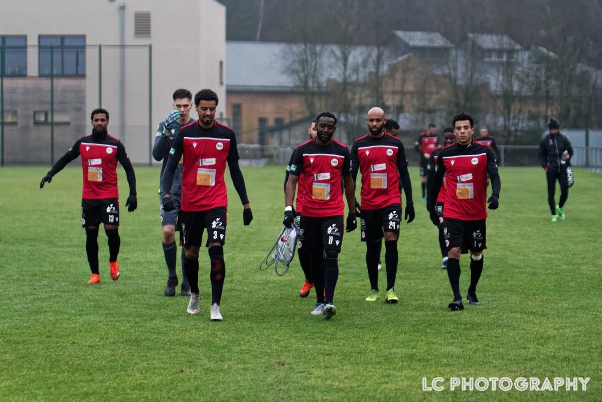 As La Jeunesse d'Esch - FC Rodange 91