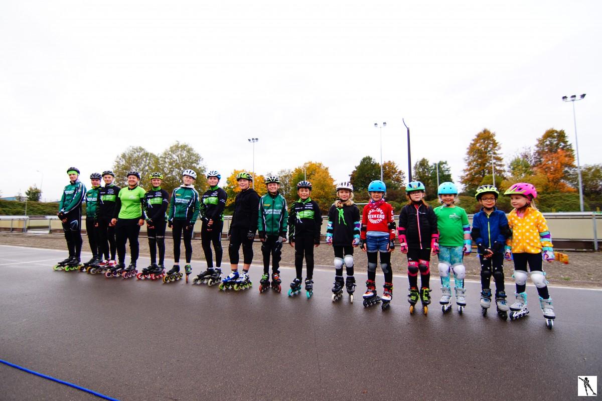 Saisonabschluss Skateolympiade 2020