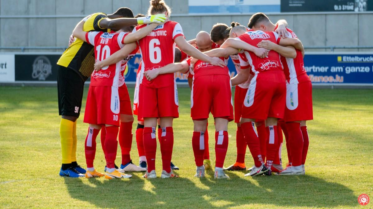 FC WILTZ 71 VS FC VICTORIA ROSPORT