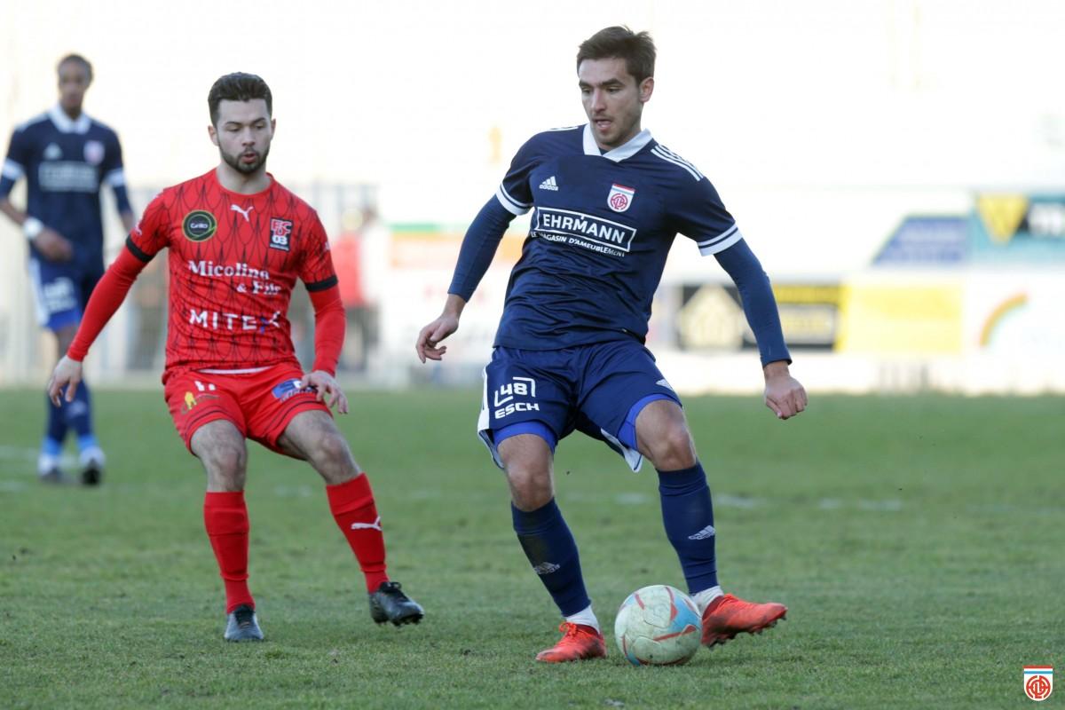 FC Differdange 03 - CS Fola (1-4)