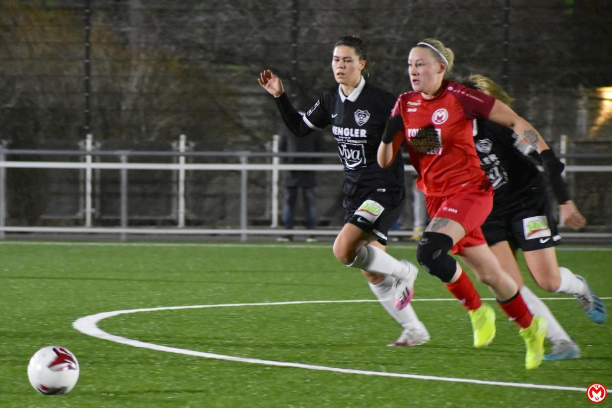 FC Mamer 32 - FC Victoria Rosport 3:0