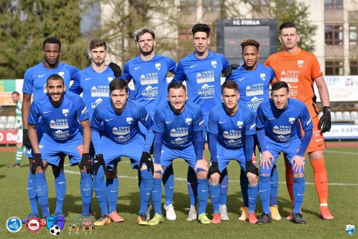 FC ETZELLA 2-2 US HOSTERT
