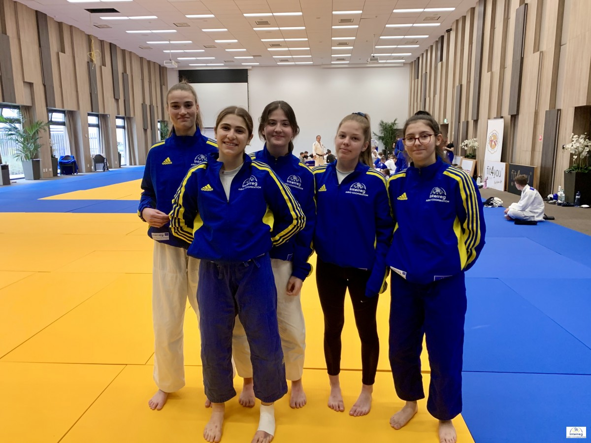 PICTURES - Interreg Judo Team - ITC Samorin SVK (11-15.03.2021)
