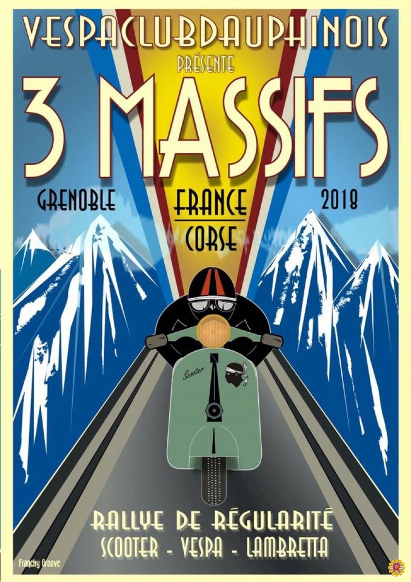 2018 Rally 3 Massifs