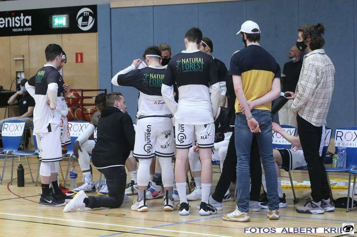 Men : T71 Dudelange - Basket Esch  89 - 74