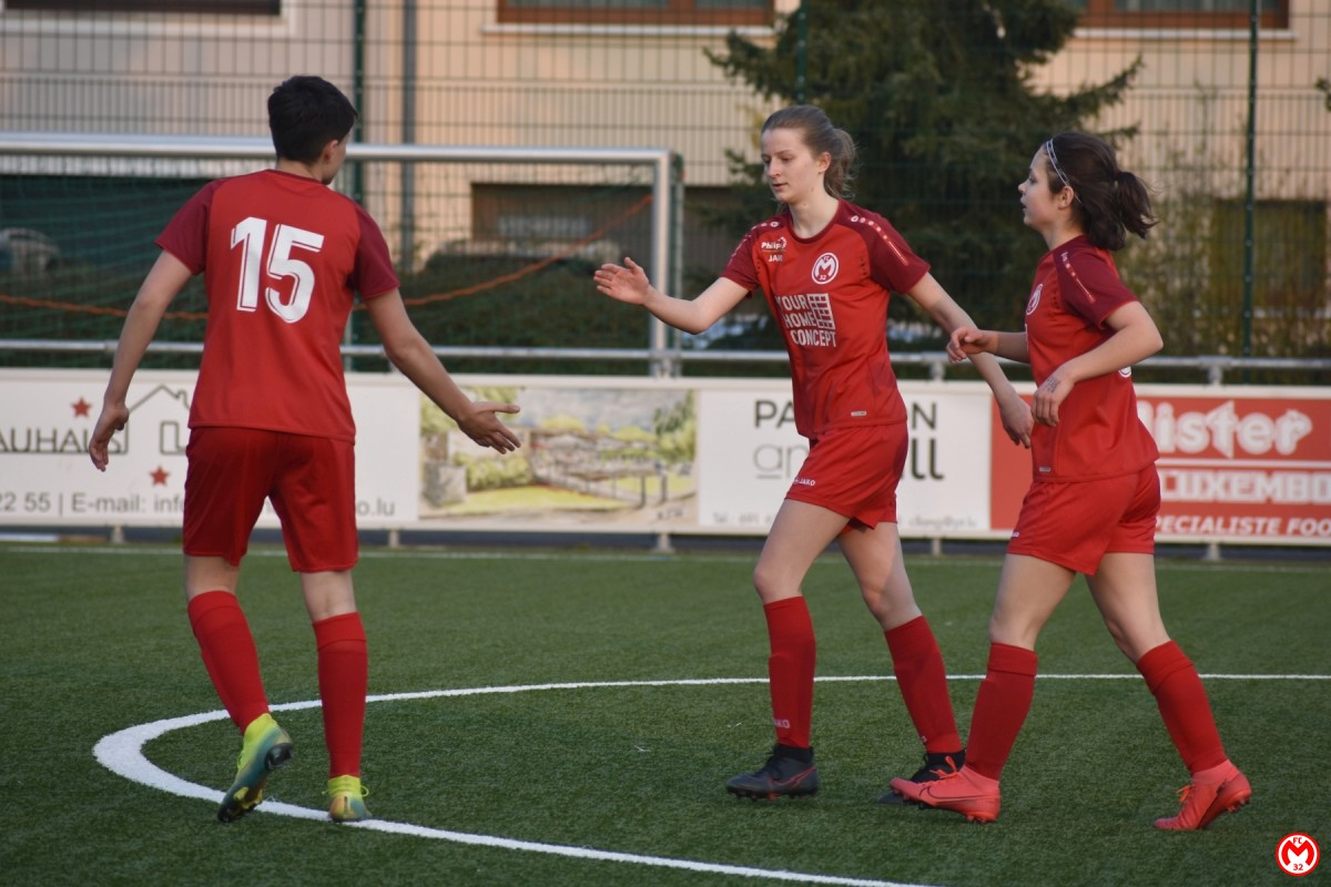FC Mamer 32 - CS Fola Esch-Alzette 8:0